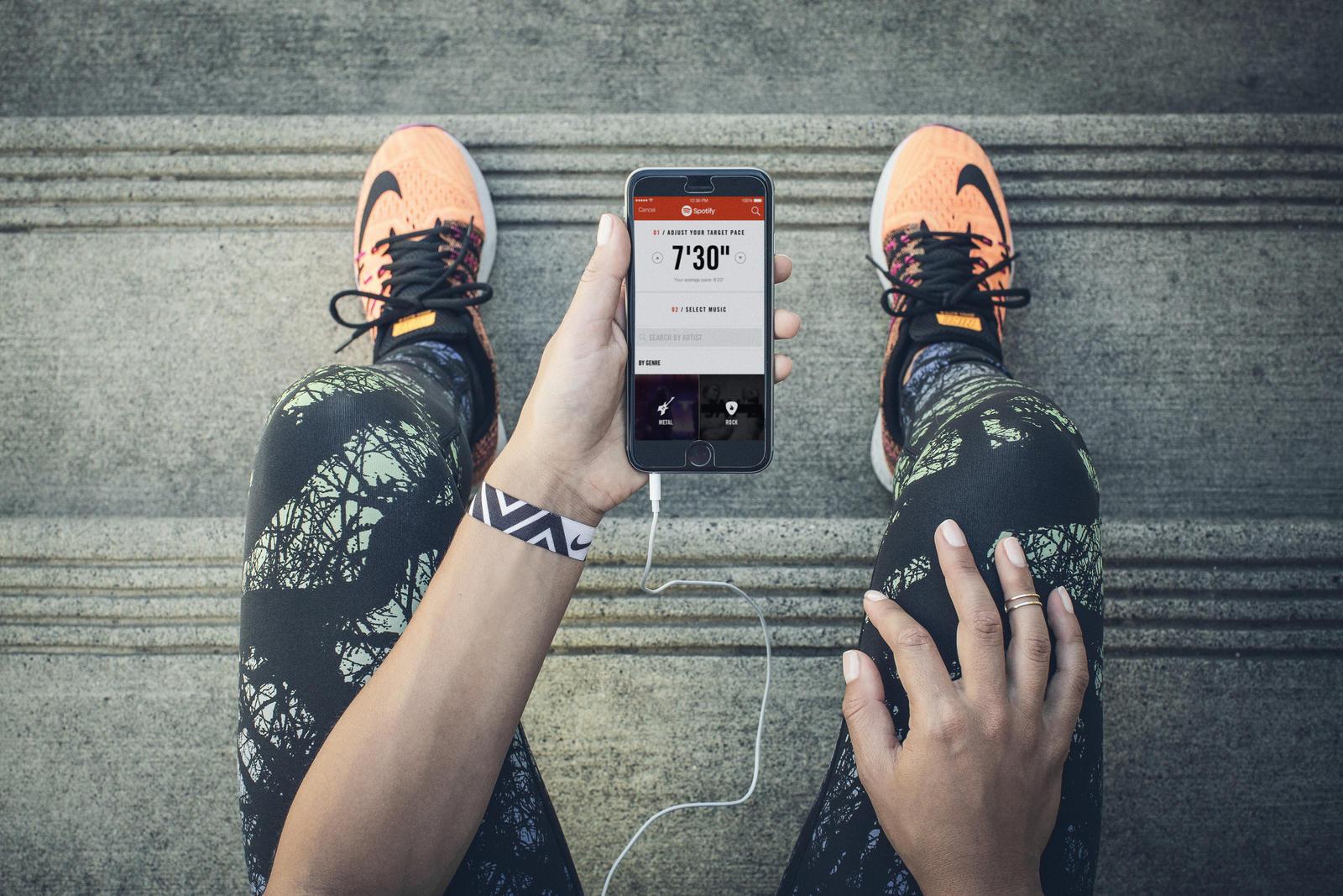 Music APIs - Nike Running