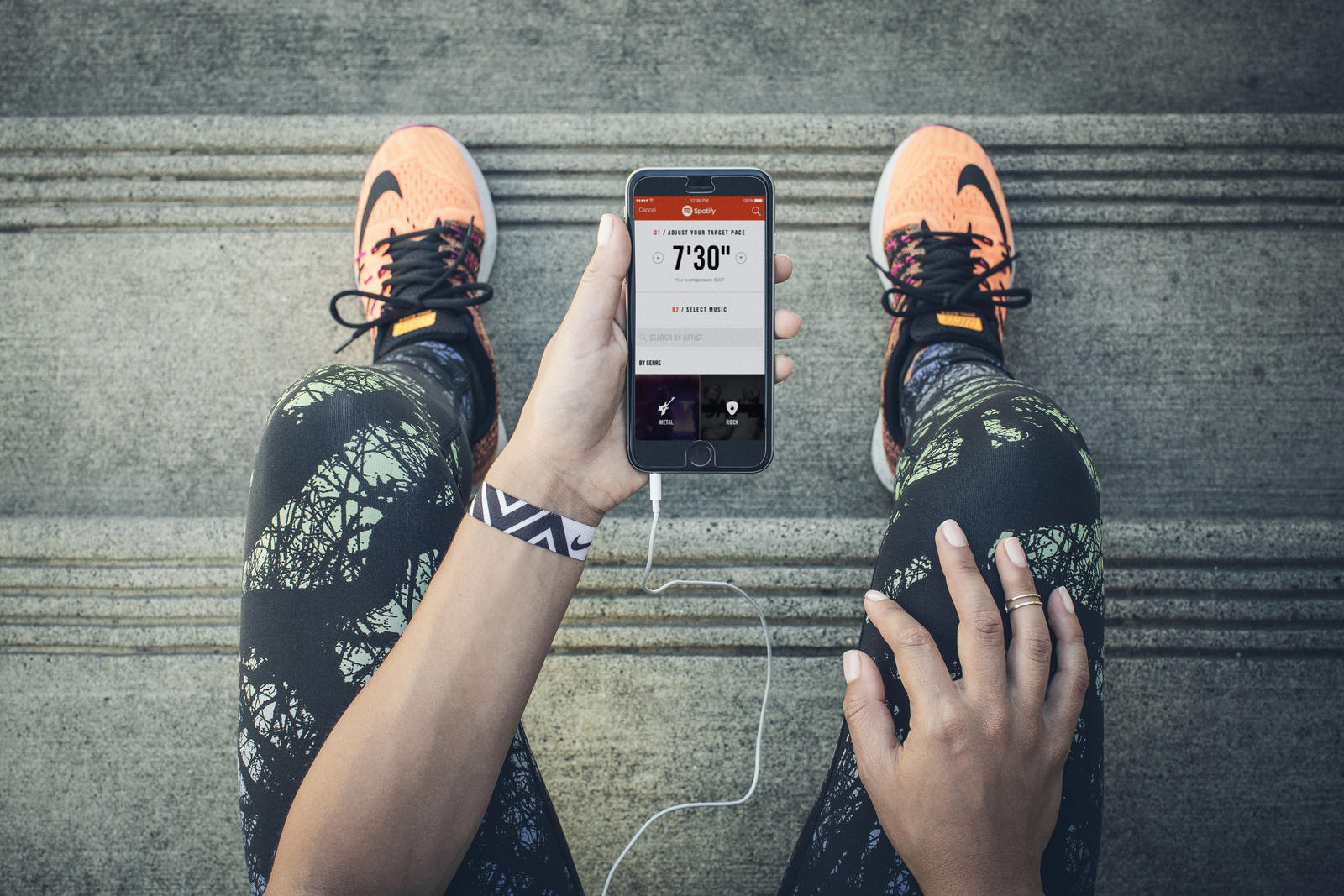 Music APIs - Nike Running