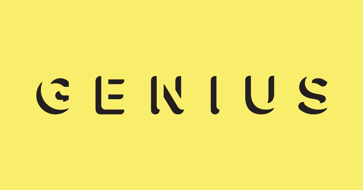 Music APIs - Genius