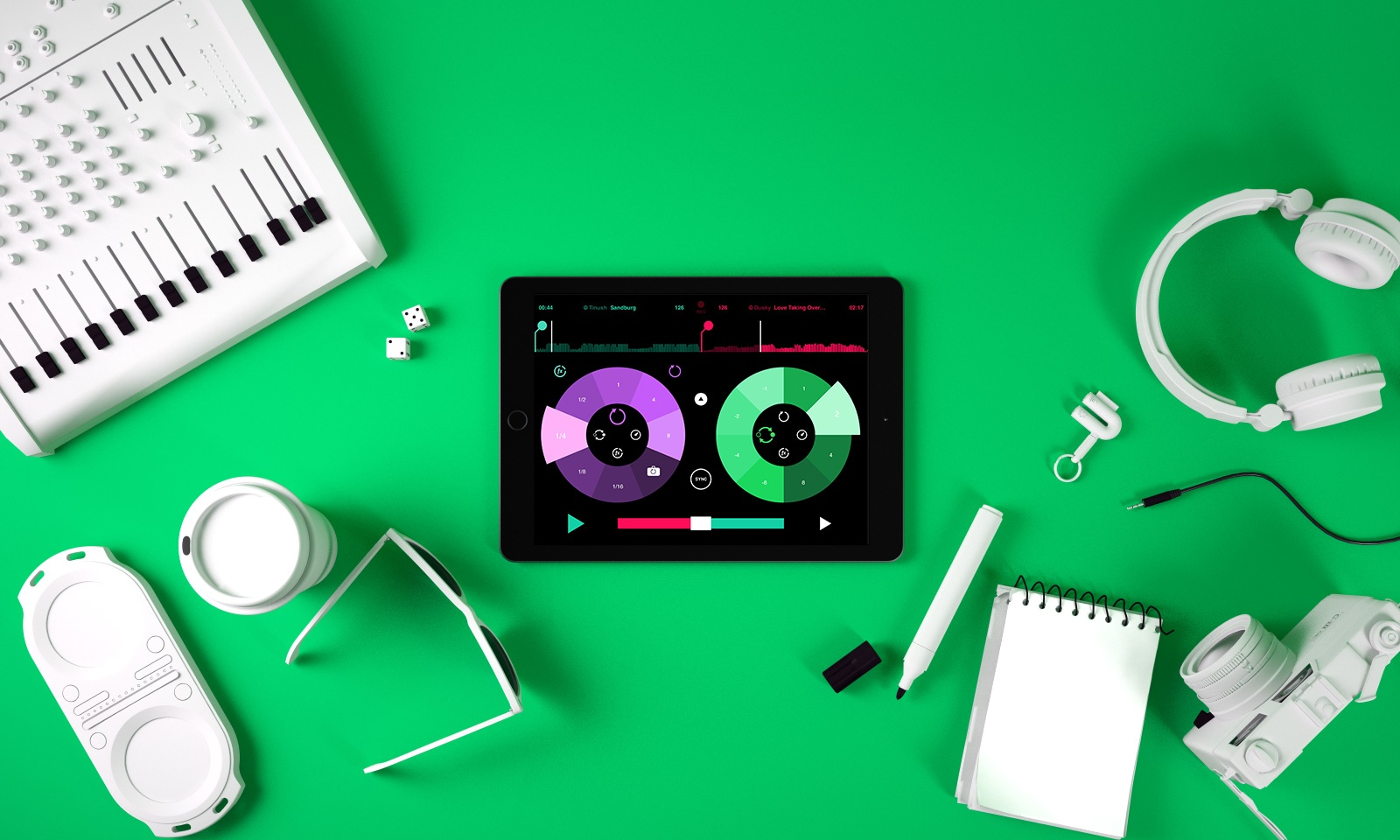 Music APIs - Pacemaker.net