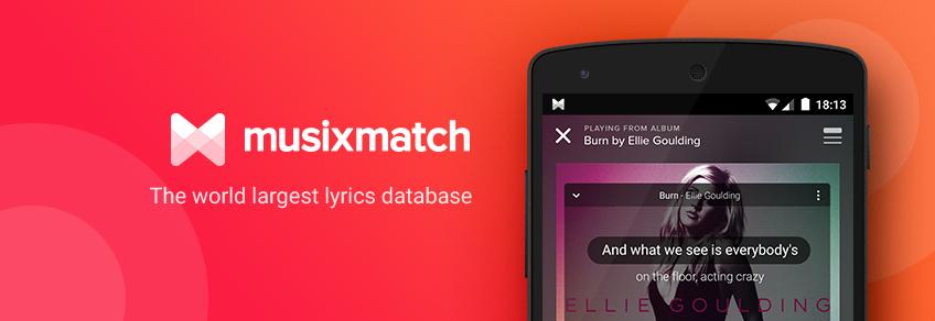 Music APIs - Musixmatch