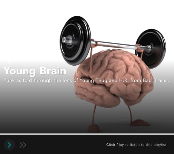 Young Brain Playlist